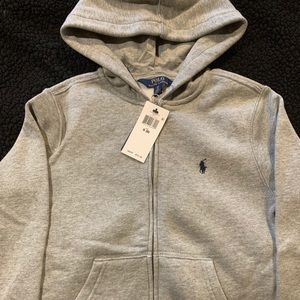 Zip up Polo